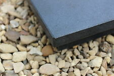 """New Honed Granite Hearth 48"""" x 18"""" for solid fuel fireplace"""