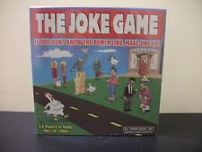 THE JOKE GAME BY ALL THINGS EQUAL  ADULTS FACTORY SEALED GA1
