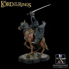 LOTR~RINGWRAITH ON STEED~ANIMAQUETTE~STATUE~LE 1500~GENTLE GIANT LTD~MIB