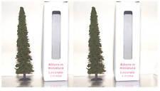 N.1 ALBERO di CIPRESSO TREE ARTIGIANALE FATTO A MANO MM.110 H x 25D SCALA-N e HO