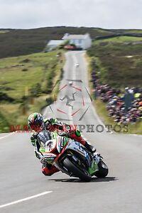 James Hillier 2017 Isle of Man Superbike TT A4 photo