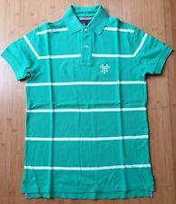 Poloshirt TOMMY HILFIGER Herren Kurzarm Grün Gr. S