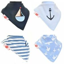 Nautical Baby Dribbles/Bandana Bibs Cloths