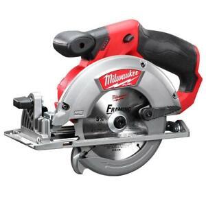"""Milwaukee 2530-20 M12 FUEL 12V 5-3/8"""" Circular Saw w/ Carbide Blade - Bare Tool"""