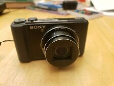 Sony Cyber-shot DSC-HX9V 16.2 mp Digital Camera with Sony case and SD card