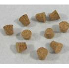 100Pcs 11 8 10mm Small cork Small diameter glass stopper Tube plug