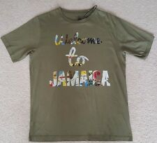 Paul Smith Tshirt Jamica Medium OR Extra Large Olive/ Green
