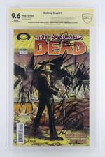 Walking Dead #1 -Signed - CBCS 9.6 NM+ - Image 2003 - 1st App of Rick Grimes!!!