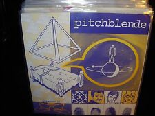 "PITCHBLENDE psychic power control / in flat field ( rock ) 7""/45 picture sleeve"