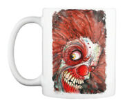 Soft Zombie Clown Gift Coffee Mug Gift Coffee Mug