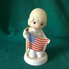 """Precious Moments 2001""""106671"""" """"Stand Beside Her And Guide Her"""" Mint-No Box"""