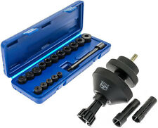 CLUTCH ALIGNMENT TOOL KIT ALIGNING UNIVERSAL 17PC ALL CARS