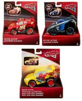 Official Licenced Mattel Disney Pixar Cars Revvin Action Choice of 3 Characters