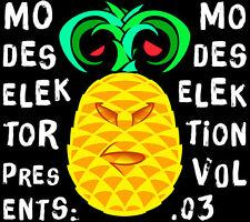 Modeselektion Vol 3 - Modeselektor (2014, CD NIEUW)2 DISC SET