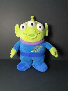 "Disney Parks - Toy Story Alien Soft Toy Plush - 12"" Tall"