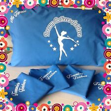 Baton Twirling Pillow Case