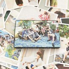 30pcs Set KPOP Bangtan Boys Summer Package BTS LOMO CARD JIMIN JIN Photo Posters
