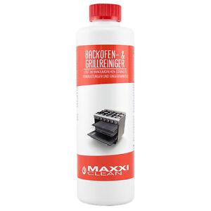 (17,80 EUR/l) Maxxi Clean Backofen- & Grillreiniger Backofenreiniger 0,5 L