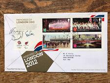 GB FDC 2012 Memories Of London 2012 Olympics, London PmK