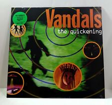 THE VANDALS The Quickening GREEN COLORED VINYL LP Sealed