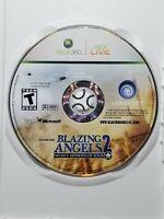 Blazing Angels 2 Secret Missions (Microsoft Xbox 360, 2007) Disc only