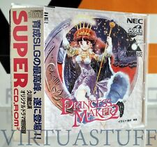 Princess Maker 2, Pc Engine CD, DUO, R, RX, Japan Market, completo, good condit.