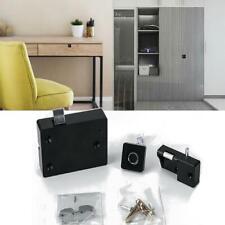 Smart Fingerprint Lock Anti-theft Cabinet Keyless Drawer Box for Home Office Use