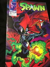 Spawn #1 (May 1992, Image) 1st Comic Appearance Of Spawn