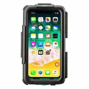 Custodia moto Apple IPHONE XR  + Tracolla + Sgancio Rapido