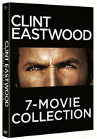 Clint Eastwood: Universal Pictures 7-Movie Coll - 4 DISC SET (DVD New)