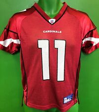 J661/220 NFL Arizona Cardinals Larry Fitzgerald #11 Jersey Youth Medium 10-12