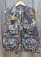Mossy Oak Breakup infinity camo vest Hunting Camping Fishing