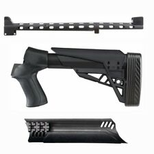 ATI Mossberg 590 Shotgun T3 TactLite 6 Position Stock-Forend- Heat Shield Combo