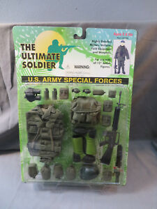 21st Century Toys The Ultimate Soldier U.S. Army Special Forces MOC