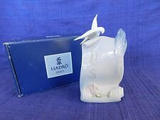 "Lladro ""Art Brings Us Together' Society Plaque #7677 w/box"