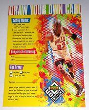 Michael Jordan 1998 Upper Deck Collector Choice Official basketball Card