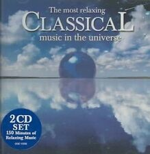 Most Relaxing Classical Music in The 0795041723222 Universe CD