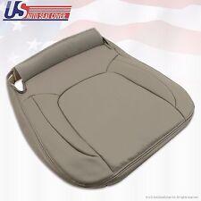 2004 2005 Dodge Ram 2500 Laramie Passenger Bottom Leather Seat Cover Taupe
