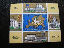 HONGRIE - timbre yvert et tellier bloc n° 151 n** (Z9) stamp hungary