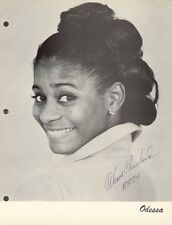 ODESSA CLEVELAND - PHOTOGRAPH SIGNED