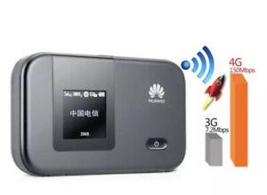 Unlocked Wifi Hot Spot Huawei E5372⚡️Fast 4G⚡️LTE Mobile Broadband Router Modem