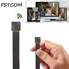 FSTCOM HD Mini Spy Camera Wireless Hidden Nanny Cam Wifi Remote Control Video