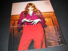 Florence Welch Breakups and Breakdowns original music biz Promo Display Page