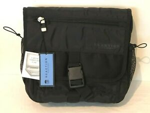 "Kenneth Cole Reaction 14"" Laptop Tablet Bag Mess America 53815 Nylon Black New"