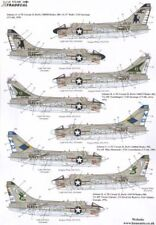 Xtradecal 1/72 Colourful USN Corsairs. Vought A-7B/E Corsair II Part 1 # 72240