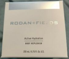 Rodan and + Fields Active Hydration Body Replenish 200mL 6.76 Fl. Oz.
