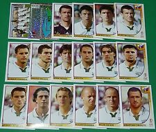PANINI FOOTBALL JAPAN KOREA 2002 COUPE MONDE FIFA SLOVENIE SLOVENIJA