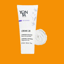 YONKA CREME 28 HYDRATING SOFTENING CREAM 50 ML / 1.7 OZ  YON-KA NEW RETAIL