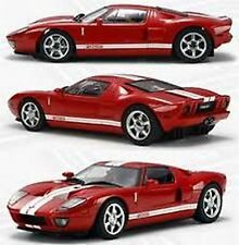 IWAVER 1:28 02M FORD GT RED ON-ROAD CAR ELETTRICA BRUSHED RADIO FM 2WD RTR