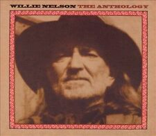 WILLIE NELSON The Anthology CD & DVD New Always on my mind on the road again